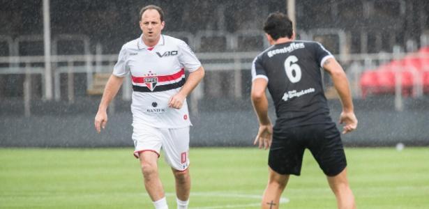 Rogério Ceni pode ser confirmado como técnico do São Paulo nesta quinta-feira
