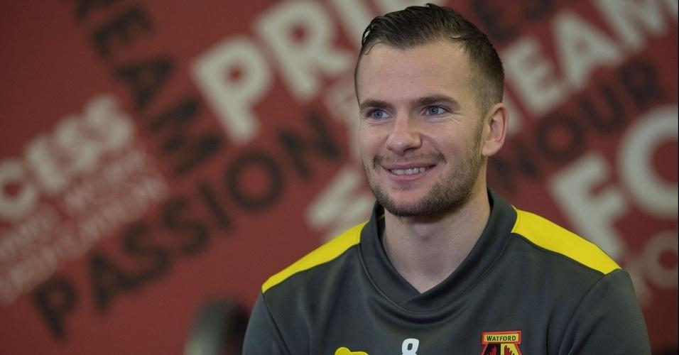 Tom Cleverley (meia) - do Everton (ING) para o Watford (ING) - empréstimo