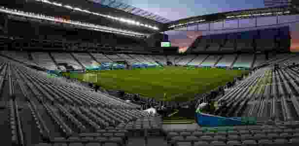 Arena Corinthians será o palco da decisão entre Corinthians e Ponte Preta - Alexandre Schneider/Getty Images