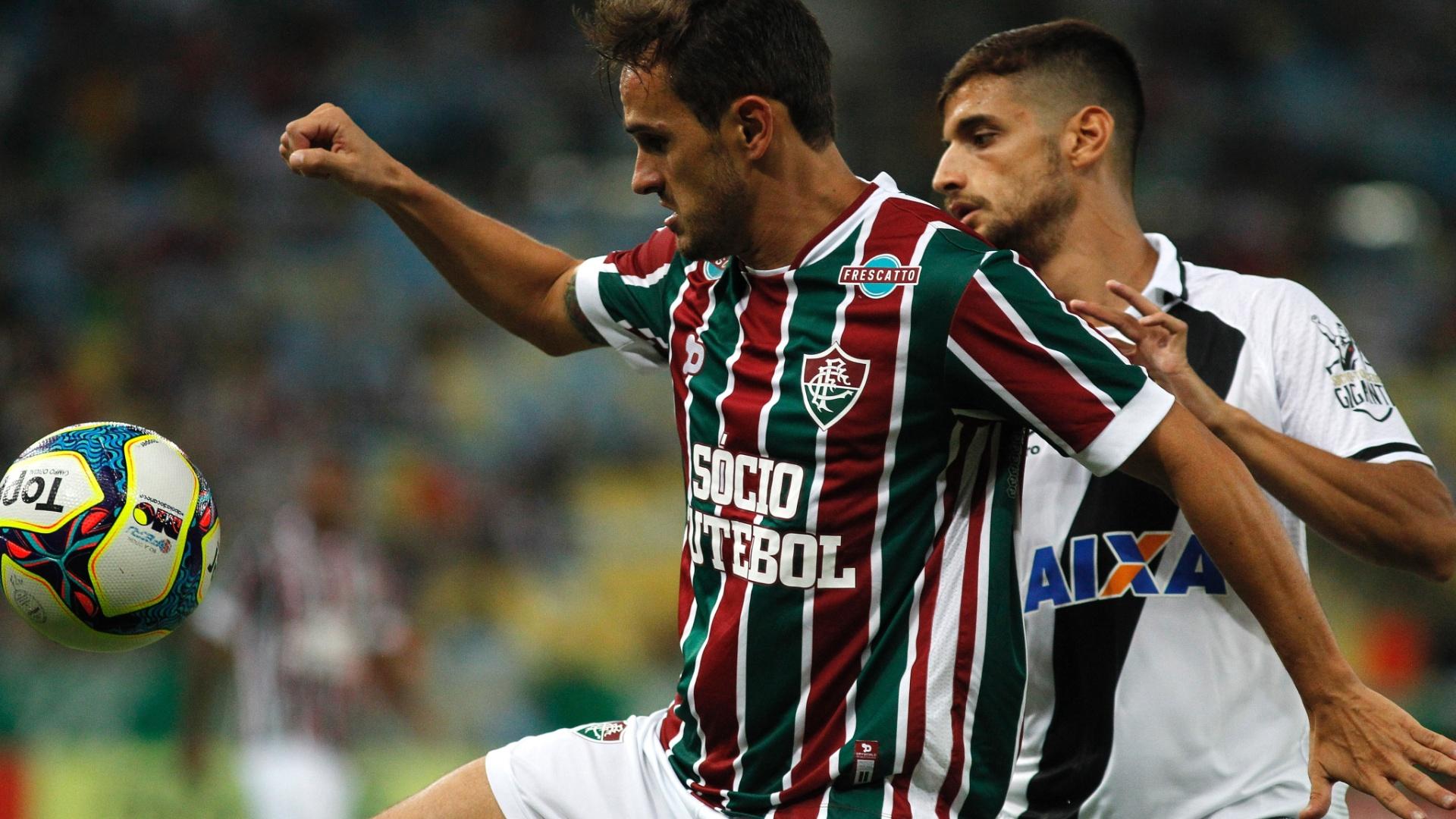 Fluminense e Vasco se enfrentam pelas semifinais do Campeonato Carioca 2017
