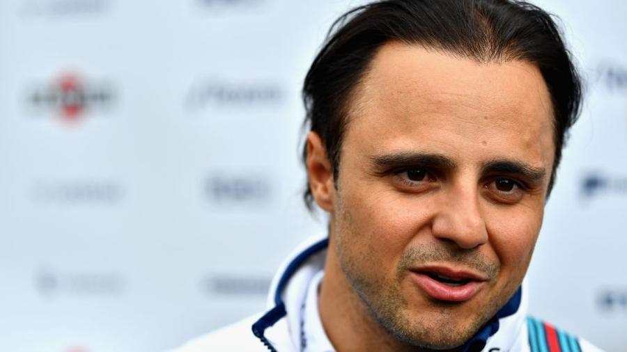 Felipe Massa, da Williams, dá entrevistas na Inglaterra - Dan Mullan/Getty Images