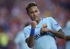 Neymar faz mais um, e Barça vence Manchester United em amistoso nos EUA - Brendan Smialowski/AFP