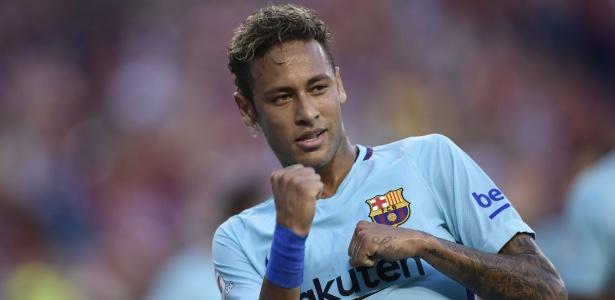 Jogo contra o Real Madrid pode ser o último de Neymar pelo Barcelona