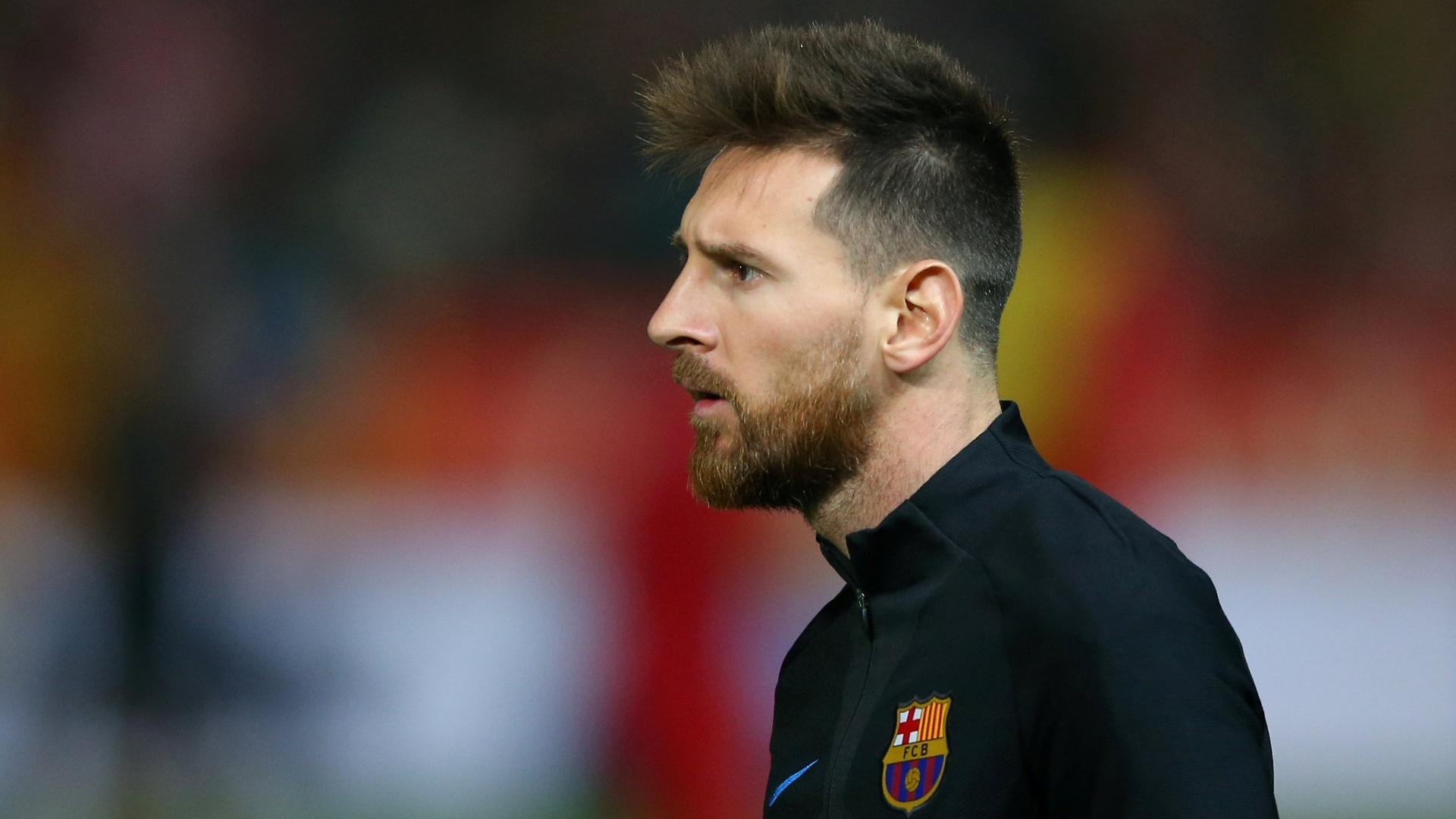 Messi enviou mensagem para menino vítima de terremoto no México