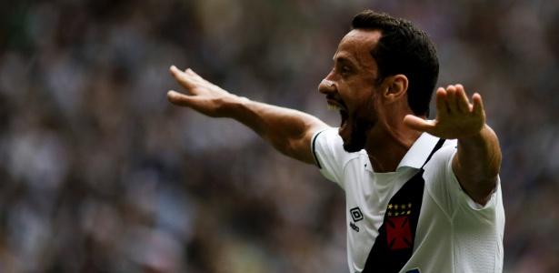 Nenê já tem dois jogos e um gol pelo Vasco nesta temporada - Luciano Belford/AGIF