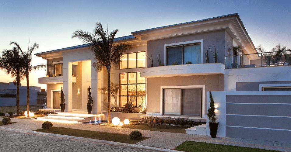 Conheça a casa do zagueiro Gil após a reforma realizada pelo arquiteto Aquiles Nícolas Kílaris
