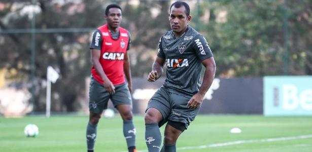 Edinho, atacante do Atlético-MG, será emprestado ao Fortaleza até o fim de 2019 - Bruno Cantini/Divulgação/Atlético-MG
