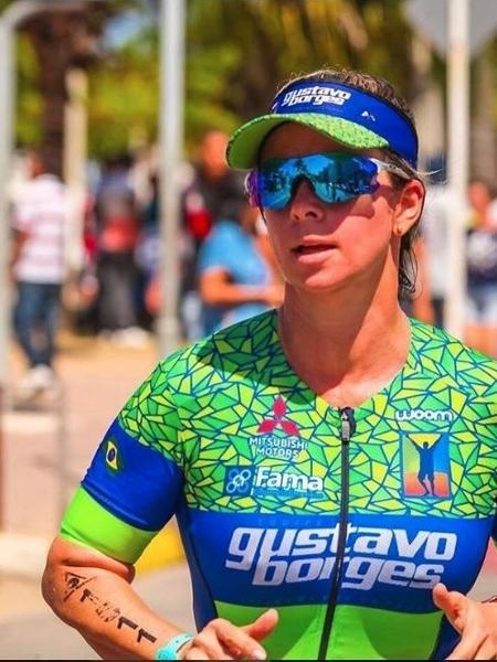 Ludimila Barbosa sonhava em competir no Ironman - Reprodução/Instagram