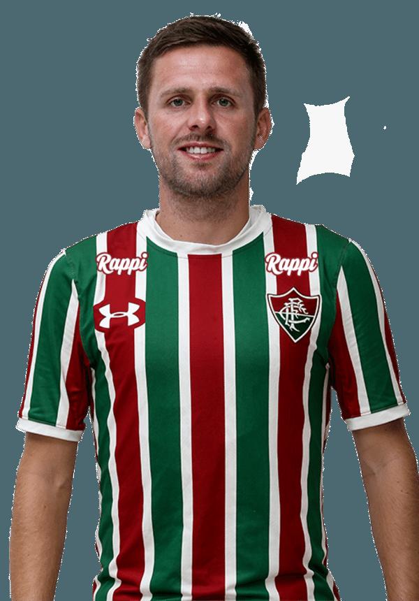 Ezequiel, lateral do Fluminense
