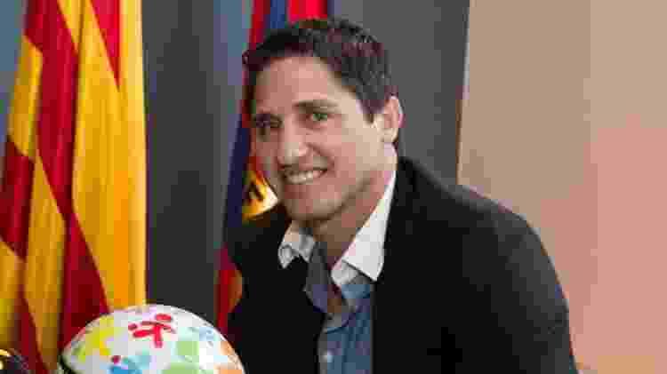 Edmilson - German Parga/FC Barcelona - German Parga/FC Barcelona