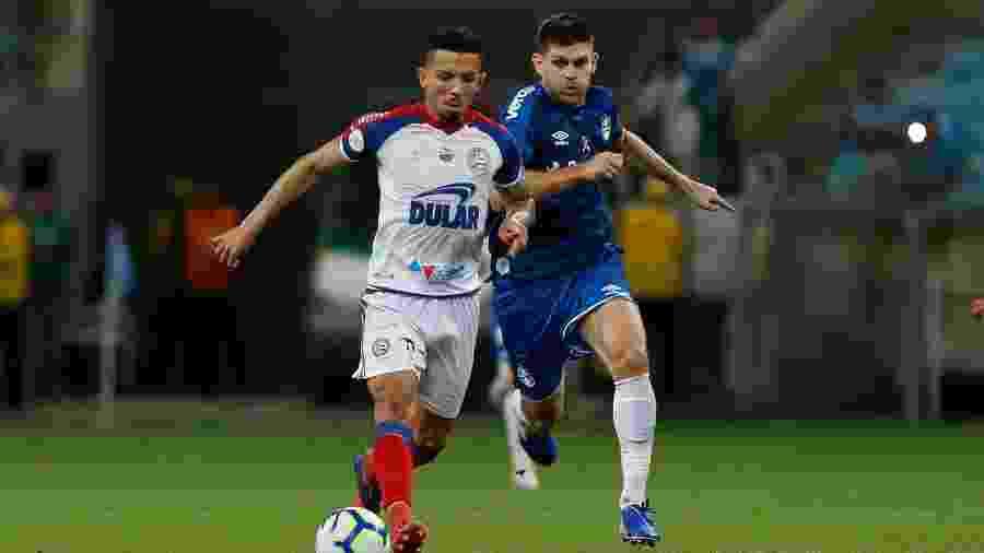 Gregore é desfalque do Bahia por suspensão - Jeferson Guareze/AGIF