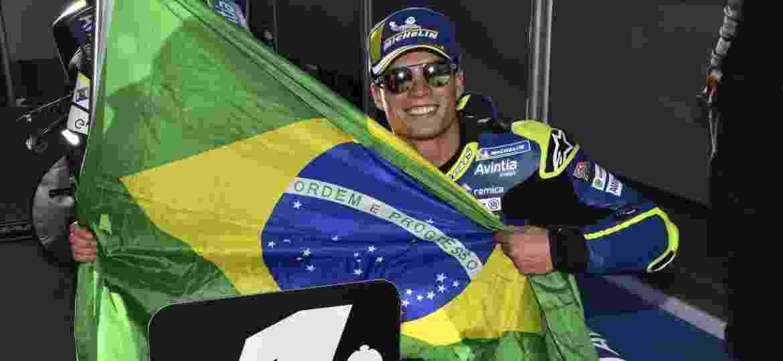 Eric Granado fez dobradinha na etapa de Valência da MotoE - Divulgação/MotoGP