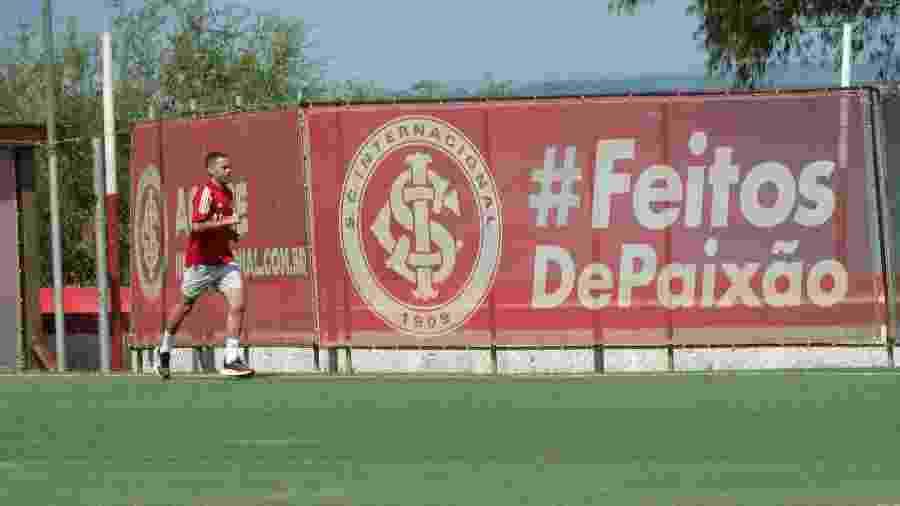 Marcos Guilherme chegou ao Inter com 80% dos direitos comprados de forma parcelada - Marinho Saldanha/UOL