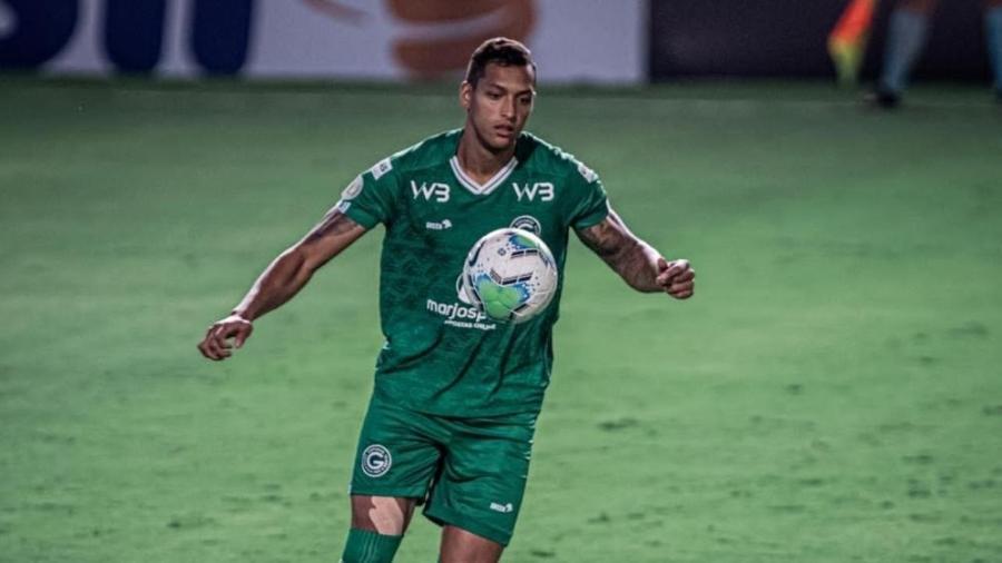 No mercado da bola, Fluminense avança por contratação de zagueiro David Duarte, do Goiás - Divulgação/Goiás
