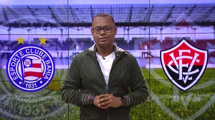 Elton Serra: comentarista é contratado pela Disney para Copa do Nordeste - Reprodução/TVE