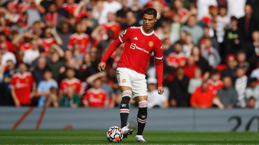 Cristiano Ronaldo retornou ao Manchester United no início da temporada 2021-22 - Phil Noble/Reuters