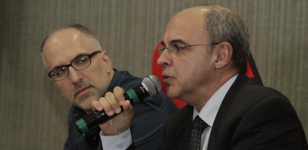 Humorista do Porta dos Fundos também é vice-presidente de comunicação do Flamengo