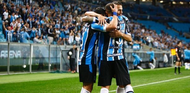 União de jogadores do Grêmio contou com auxílio da tecnologia e da torcida