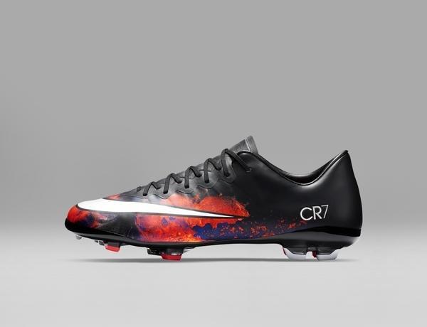 7c23c3559ce7c Nike vai contar história de CR7 em 7 capítulos representados em chuteiras