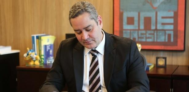 Rogério Caboclo, diretor executivo e financeiro da CBF
