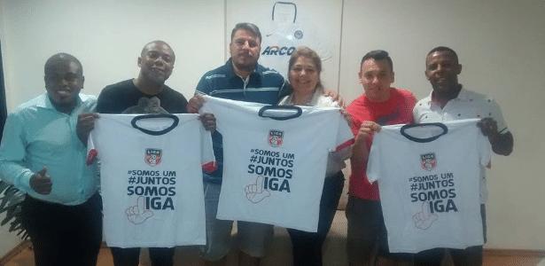 Vai Vai tem equipe que disputa a Liga de Futebol Paulista