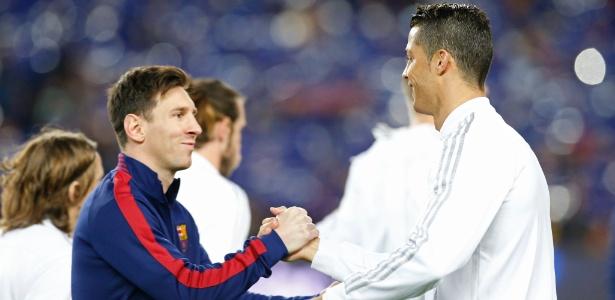 No último clássico entre os rivais, melhor para Cristiano Ronaldo: 2 a 1