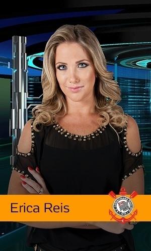 Erica Reis (Rede TV!): Corinthians