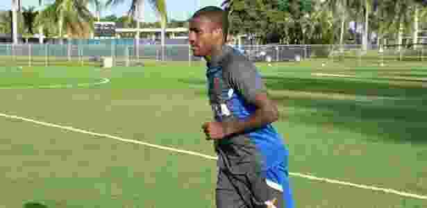 Muriqui participou de apenas um jogo na Florida Cup, contra o Barcelona de Guayaquil  - Nelson Costa / Flickr do Vasco