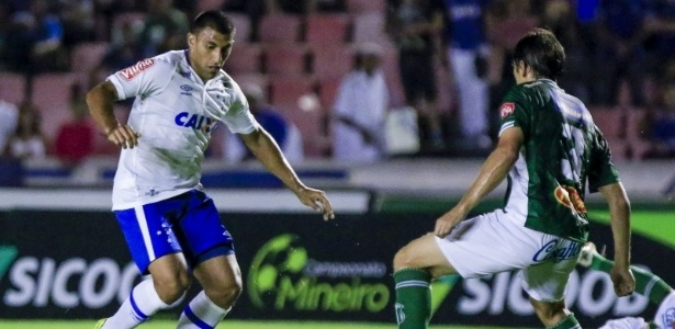 Cruzeiro foi castigado no final e já não pode mais alcançar o rival Atlético