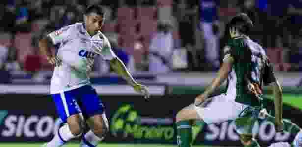 Ramón Ábila - Daniel Teobaldo/Cruzeiro - Daniel Teobaldo/Cruzeiro