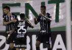 Veja o vídeo do gol da vitória do Corinthians contra a Chapecoense