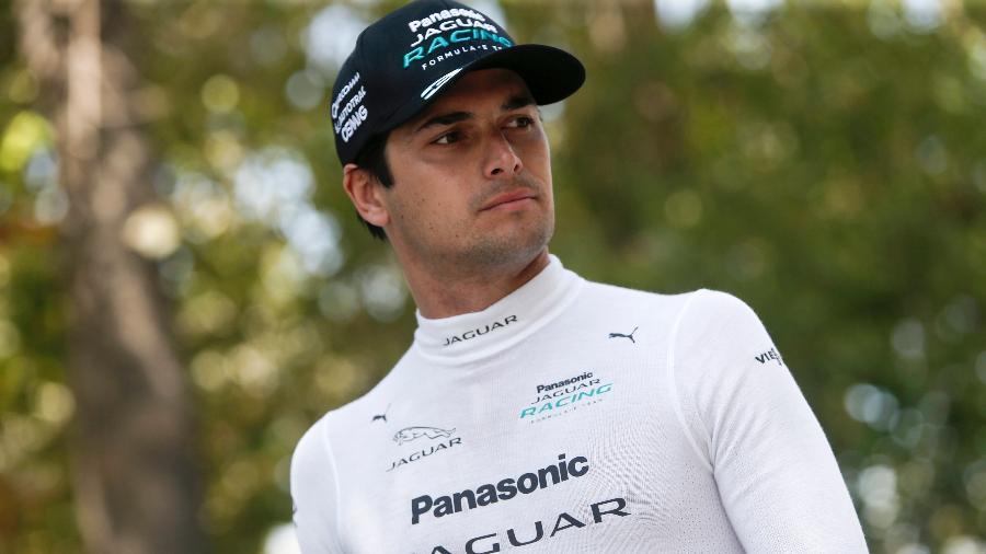 O piloto brasileiro Nelsinho Piquet - Divulgação