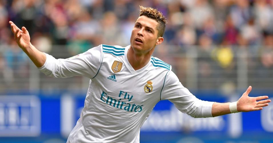 O atacante português Cristiano Ronaldo