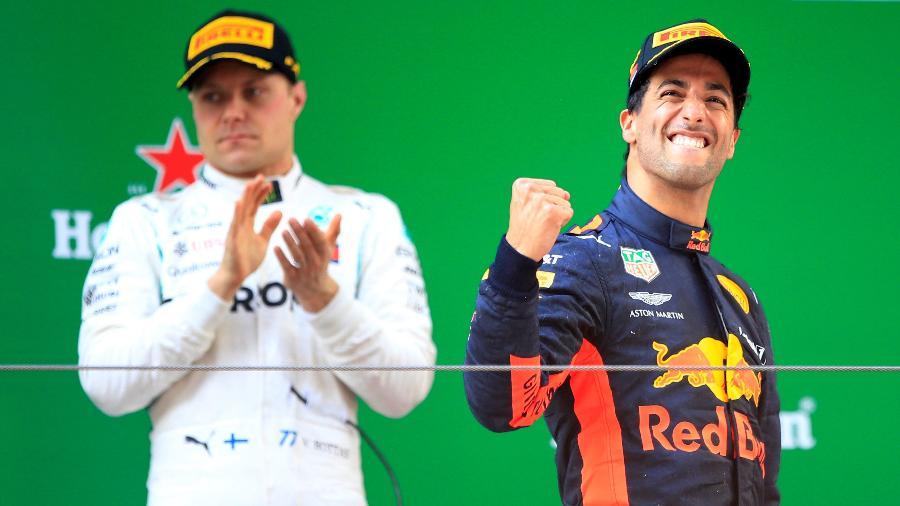 Australiano é cotado para correr por Ferrari e Mercedes; Red Bull quer definição até agosto - Aly Song/Reuters