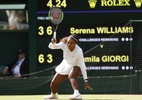 Marido de Serena Williams relembra pós-parto e exalta vice em Wimbledon - Peter Nicholls/Reuters