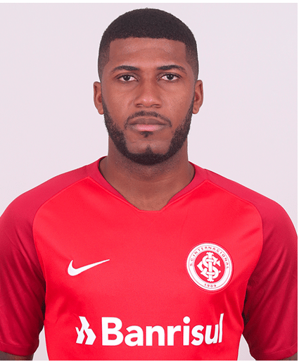 Emerson Santos, zagueiro do Internacional