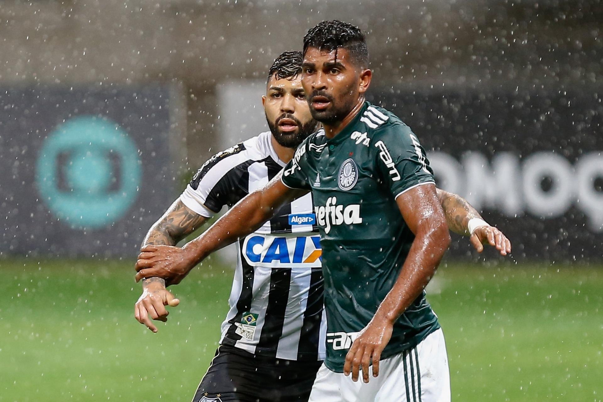 Sem pensar em recorde ou jogo fácil  Thiago Santos conta arma do Palmeiras  - 16 11 2018 - UOL Esporte eac5eef1ac98a