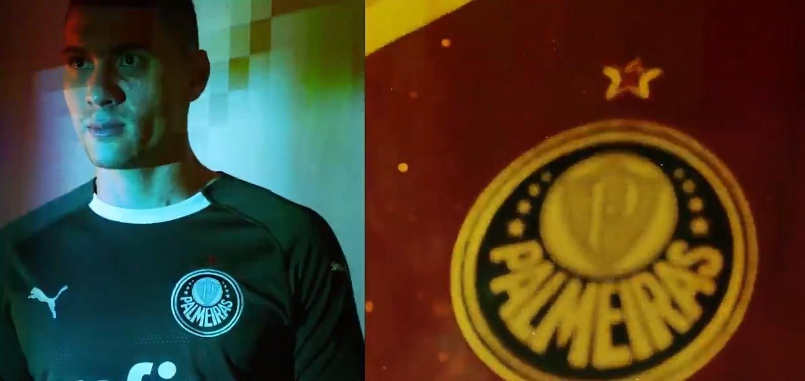 Novo uniforme do Palmeiras teve operação de guerra para evitar vazamentos -  Esporte - BOL 6598638197a92