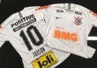 Corinthians estreia uniforme com três novas marcas na camisa; veja