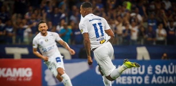 e458ab2553c3d Cruzeiro bate Patrocinense com gol de David e segue 100% no Mineiro ...