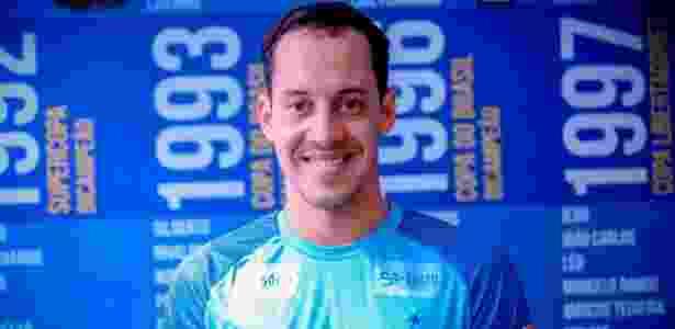 Rodriguinho é oficializado no Cruzeiro e agradece recepção