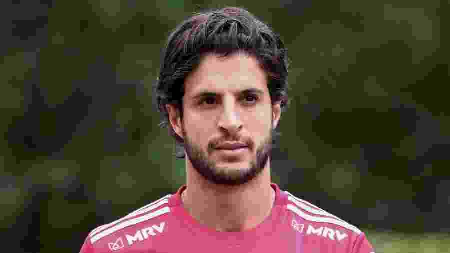 Hudson está no São Paulo desde 2014 e é cobiçado pelo Fluminense no mercado da bola - Marcello Zambrana/AGIF