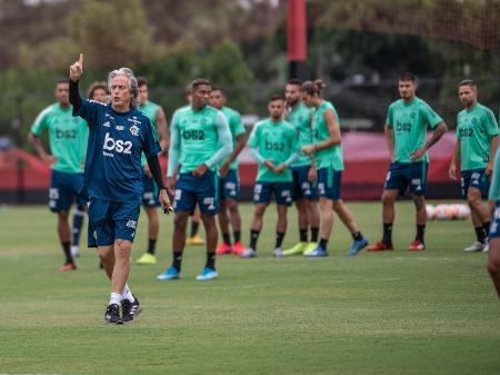 Flamengo é responsável por 30 dos testes realizados para o novo coronavírus no futebol brasileiro