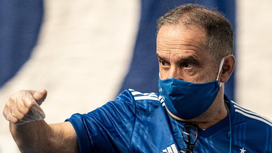Paulo César Pedrosa, presidente do Conselho Deliberativo do Cruzeiro, espera votação do novo estatuto em 2020 - Gustavo Aleixo/Divulgação/Cruzeiro