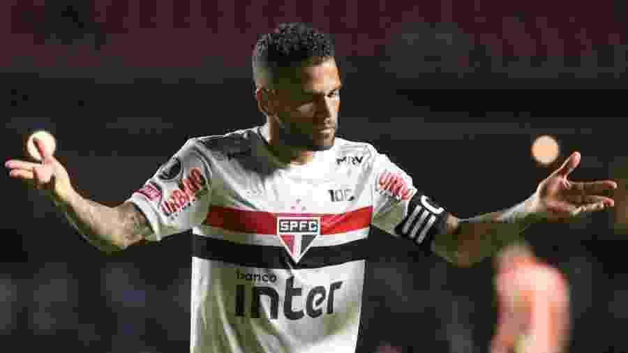 Daniel Alves - Marcello Zambrana/AGIF