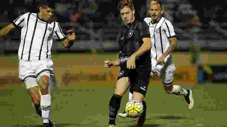 Luis Henrique (Botafogo) - Daniel Vorley/Agif - Daniel Vorley/Agif