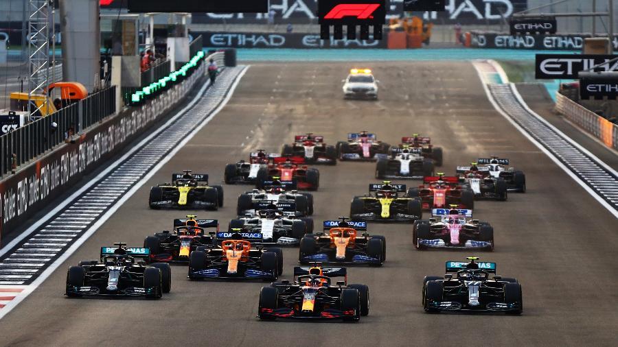 Definição do grid de largada da F1 vai mudar em algumas corridas da temporada - Dan Istitene - Formula 1/Formula 1 via Getty Images