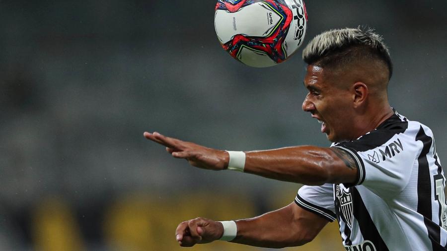 Matías Zaracho foi contratado por cerca de R$ 33 milhões e segue em processo de adaptação no Galo - Pedro Souza/Atlético-MG