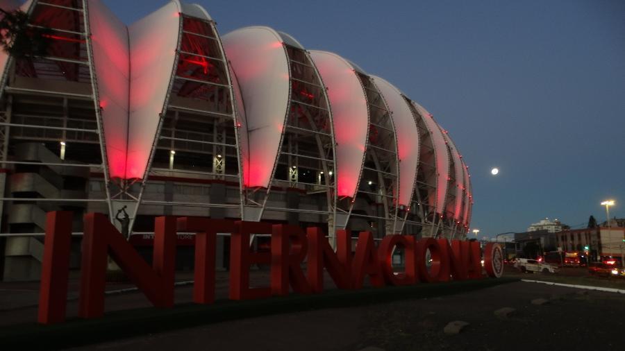 Ação de cobrança de empresário contra o Inter na Fifa será retirada segunda-feira - Marinho Saldanha/UOL
