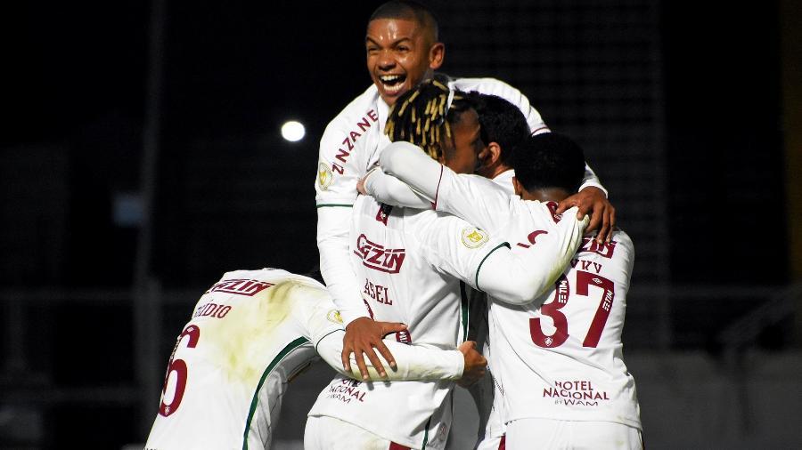Fluminense coloca à prova o bom início de 2021 contra o líder Fortaleza - Mailson Santana / Fluminense FC